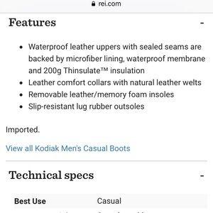 Details about  /Kodiak Magog Choose SZ//color